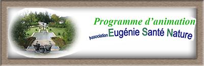 Programme des animations à Eugénie-les-Bains